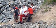 Bergretter mussten auf Hoher Wand drei Mal ausrücken