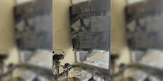 Wiener Vandalen zerstören Briefkästen, verstreuen Post