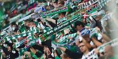 Rapid-Fans dürfen wieder auf Europacup-Reisen hoffen