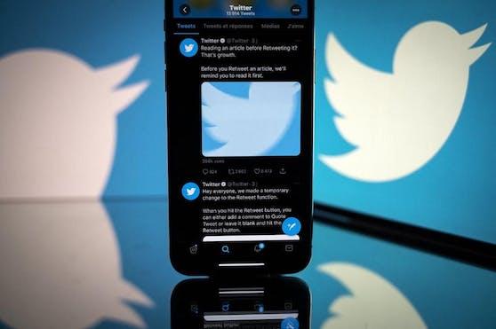 """""""Super Follows""""-Funktion für exklusive Inhalte: Twitter führt Abo-Modell ein. (Archivbild)"""