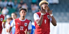 U21-Team feiert 6:0-Pflichtsieg in der EM-Qualifikation