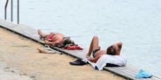 Täglich wärmer – und ab Freitag sogar Badewetter