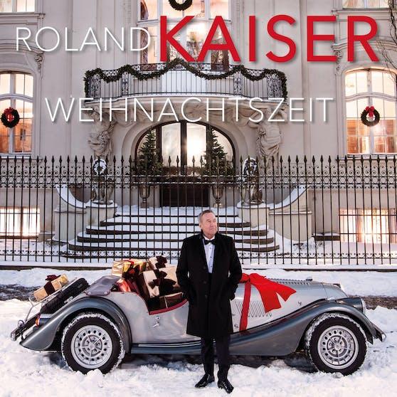 Roland Kaiser veröffentlicht heuer noch ein Weihnachtsalbum. Es ist sein mittlerweile drittes.