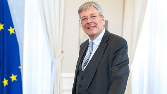Kärntens SPÖ-Landeschef Peter Kaiser