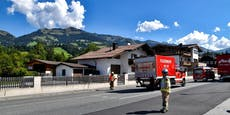 Deutscher Biker stirbt bei Crash in Kitzbühel