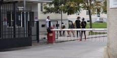 Cluster in Asylzentrum erneut angewachsen