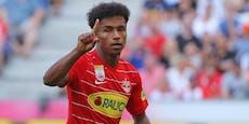 Diese drei Topklubs jagen Salzburg-Juwel Adeyemi