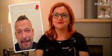 So reagiert Kratky auf Liebesouting von ORF-Sonja!
