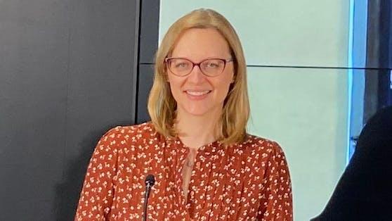 Petra Pateisky, Fachärztin für Gynäkologie und Geburtshilfe an der Klinischen Abteilung für Geburtshilfe und feto-maternale Medizin am Allgemeinen Krankenhaus Wien