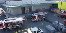Staub-Explosion in Silo forderte einen Schwerverletzten