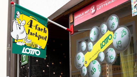 Auf Lotto-Spieler wartet ein 4-fach Jackpot!