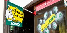 """Vierfach-Jackpot bei """"6 aus 45"""": 4,4 Millionen warten"""