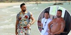 Reality-Star Cosimo stopfte Badehose mit Socken aus