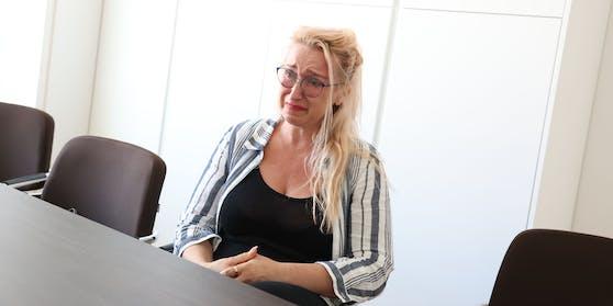 """In """"Heute"""" schildert die Russin Oxana M. ihre schrecklichen Erlebnisse."""