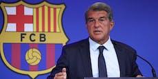 """Barca-Boss droht UEFA: """"Die Super League lebt"""""""