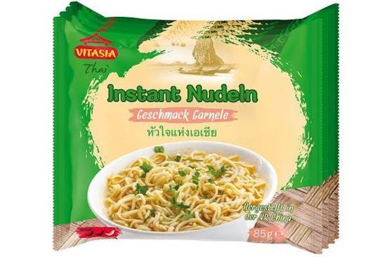 """Lidl hat """"Vitasia Instant Nudeln Geschmack Garnele, 85g"""" aus dem Verkauf genommen."""