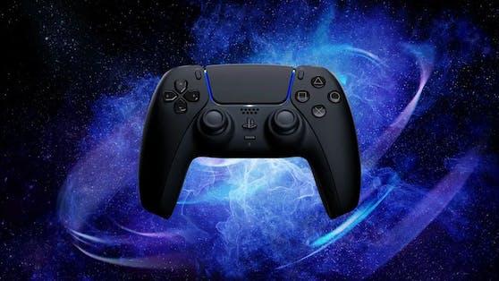 PS5 DualSense-Controller in Midnight Black