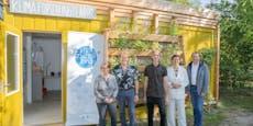 Klimaforschungslabor für Kinder in St. Pölten eröffnet