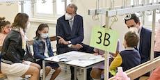 Neue Quarantäne-Regeln für Kinder kommen