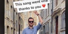TikTok-Song aus Wien wurde 21 Milliarden Mal gestreamt