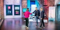 Zahnbürste für den Po begeistert Austro-Jury im TV