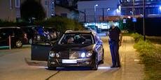 Österreicher wollte Ex-Freundin mit Mercedes überfahren