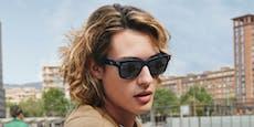 Hightech-Brille schießt Fotos und kann telefonieren