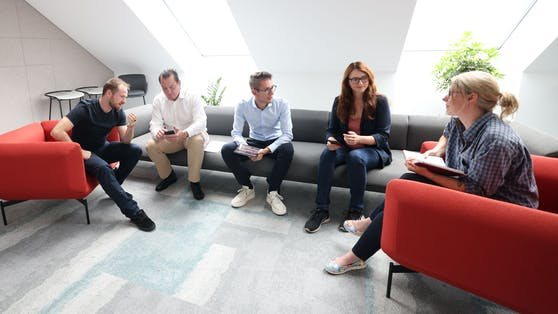 Das Heute.at-Team freut sich über die neuerliche Spitzenposition bei den mobilen Endgeräten im September.