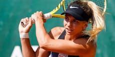 Tennis-Ass Barbara Haas muss operiert werden