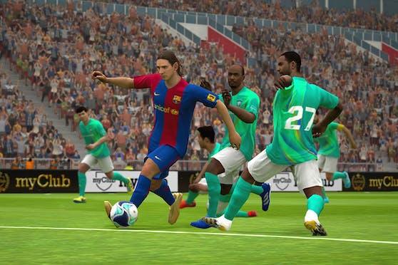 eFootball PES 2021 Mobile erreicht mit 450 Millionen Downloads einen neuen Meilenstein.