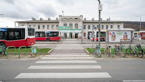 Tatort Busbahnhof Wien-Hütteldorf