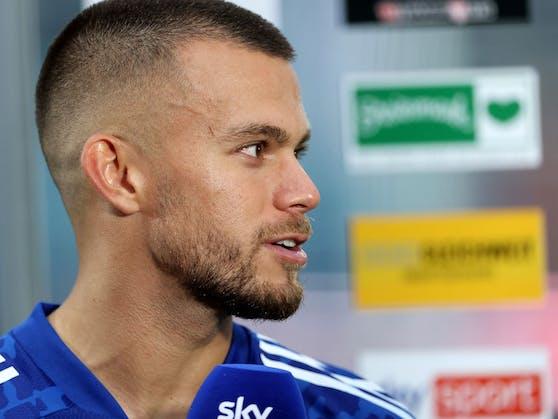 Sascha Horvath debütiert gegen seinen Ex-Klub Austria Wien.