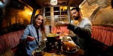 EU will Schweizern Fondue essen in Gondel verbieten