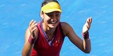 Teenagerin schreibt bei den US Open Tennis-Geschichte