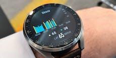 Wie dir die Huawei Watch 3 Pro bei Stress hilft