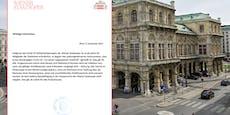 Wiener Staatsoper verhängt Impfpflicht für Komparsen