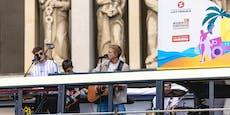 #dif21 Sommertour dreht seine letzte Runde durch Wien