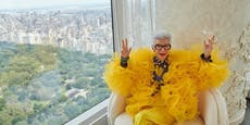 Fashion-Oma Iris Apfel kommt mit Kollektion zu H&M