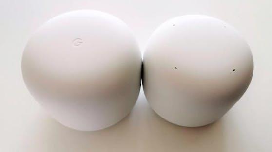 Nest Wifi: Ist schneller und smarter, hat aber weniger Anschlüsse.
