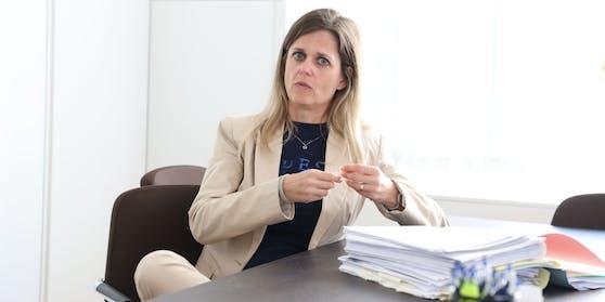 Anwältin Susanne Kurtev kämpft für das Recht der Mutter.