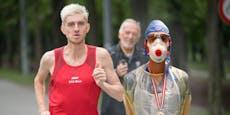 """Marathon-Mann Krammer: """"Ich sah zu viele Corona-Tote"""""""