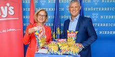Sonderedition! Gsoizane Chips made in Niederösterreich