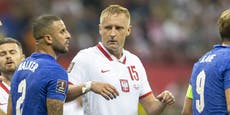England erhebt Rassismus-Vorwürfe gegen Polen-Kicker