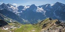 Bergsteiger stürzt Hunderte Meter ab – tot