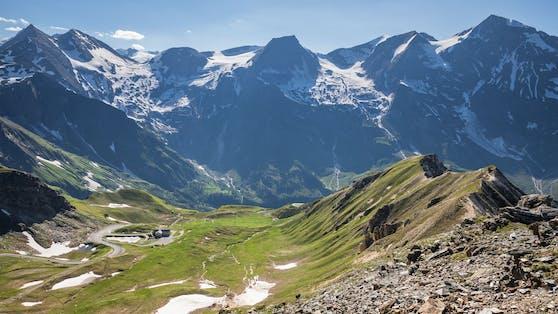 Blick auf das Große Wiesbachhorn