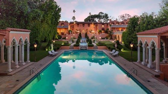 Dieses Haus war schon in einigen Hollywood-Filmen zu sehen.