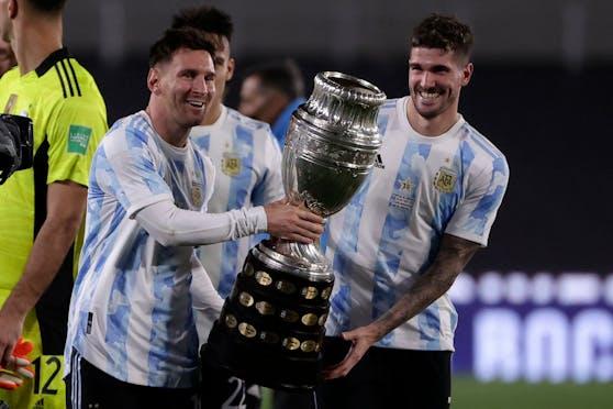 Lionel Messi ist südamerikanischer Rekordtorschütze.