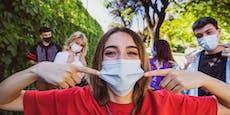 Fast jeder zweite Neuinfizierte ist unter 25 Jahre alt
