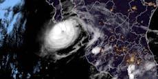 Wieder Hurrikan-Alarm in Mexiko