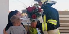Floriani überraschte Frau (21) mit romantischem Antrag